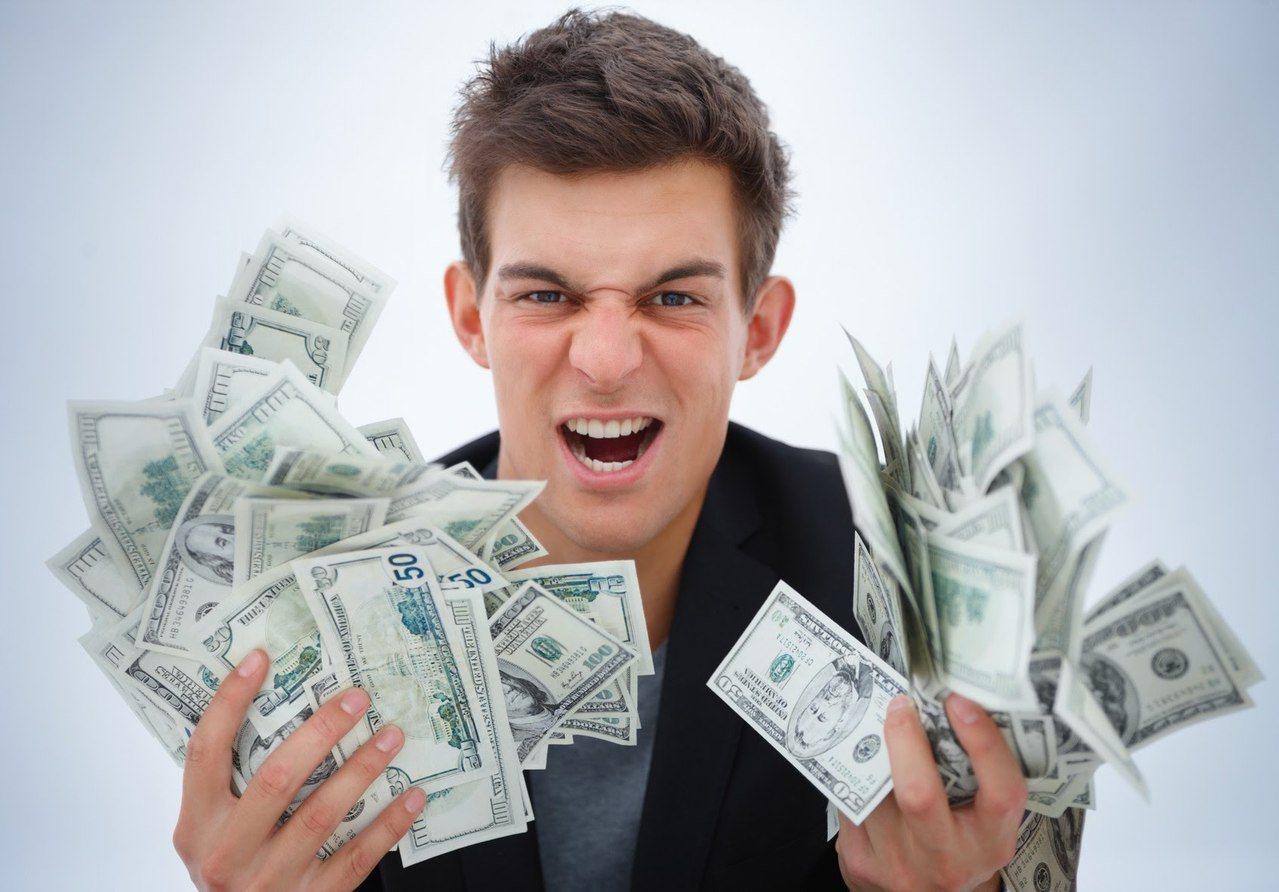 Αποτέλεσμα εικόνας για rich man with money