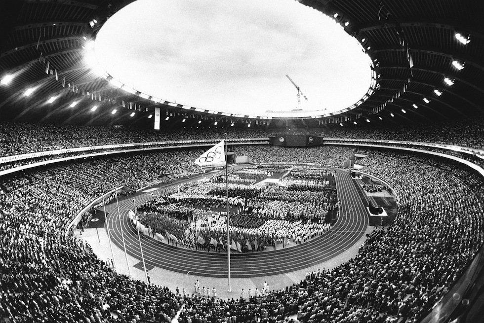 為了15天的奧運會使蒙特婁的納稅人負債30年...。 圖/美聯社