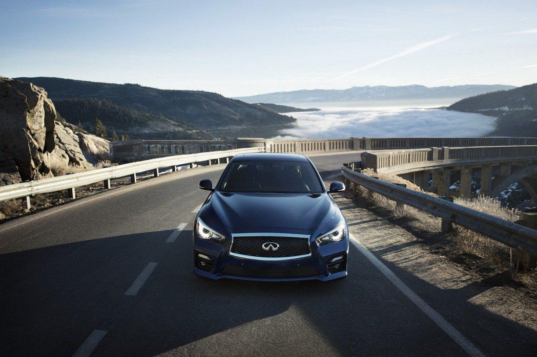 Infiniti針對旗下Q50 2.0t高效渦輪及3.5性能油電,推出全新驚豔車...