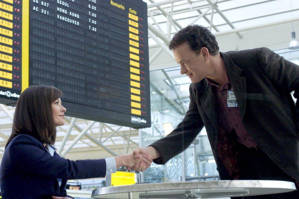 電影《航站情緣》將背景設定在紐約的甘迺迪機場,但實際的拍攝場景,其實是已停用的蒙...