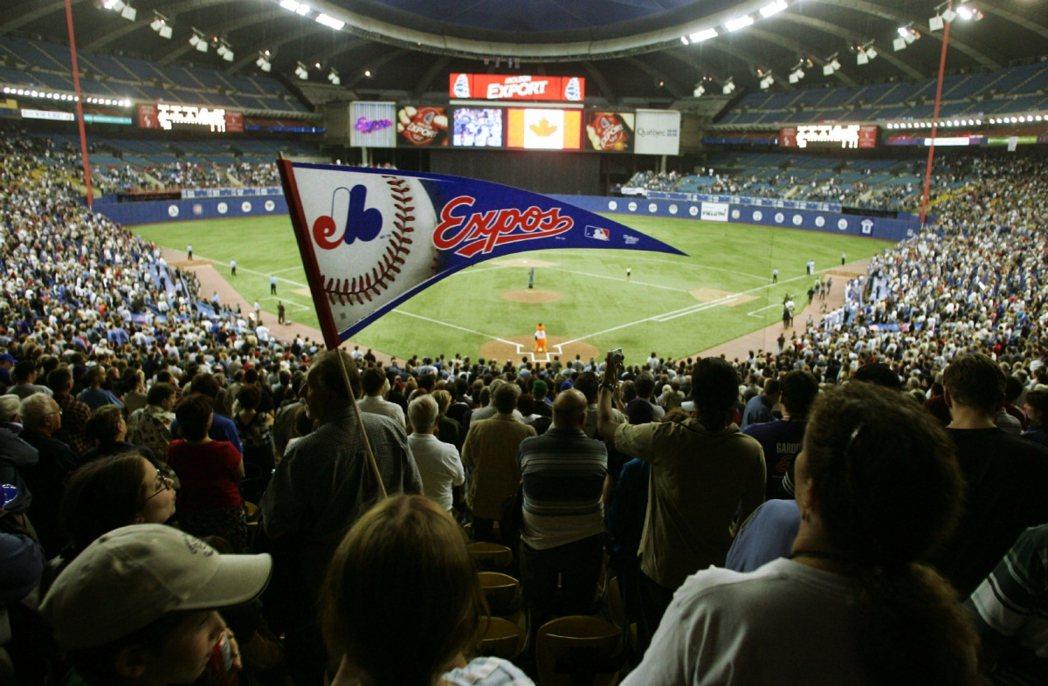 奧運主場館,也曾是MLB的蒙特婁博覽會隊(Montreal Expos)的主場。...