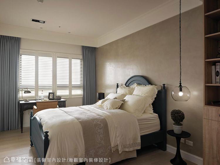 ▲個性化的磐多魔及家具配件,展現出準設計師的品味。