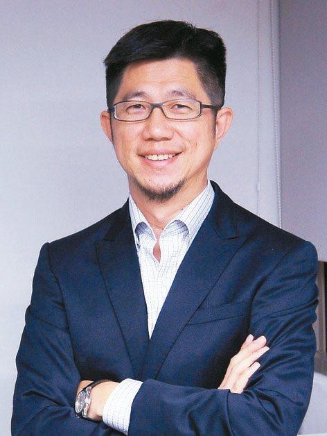 長富國際地產總經理鄭哲昇