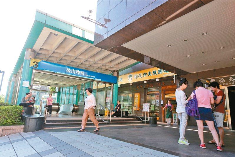 後山埤捷運站位於南港、信義、松山區交界,總價2,000萬以內有機會買到三房產品。...
