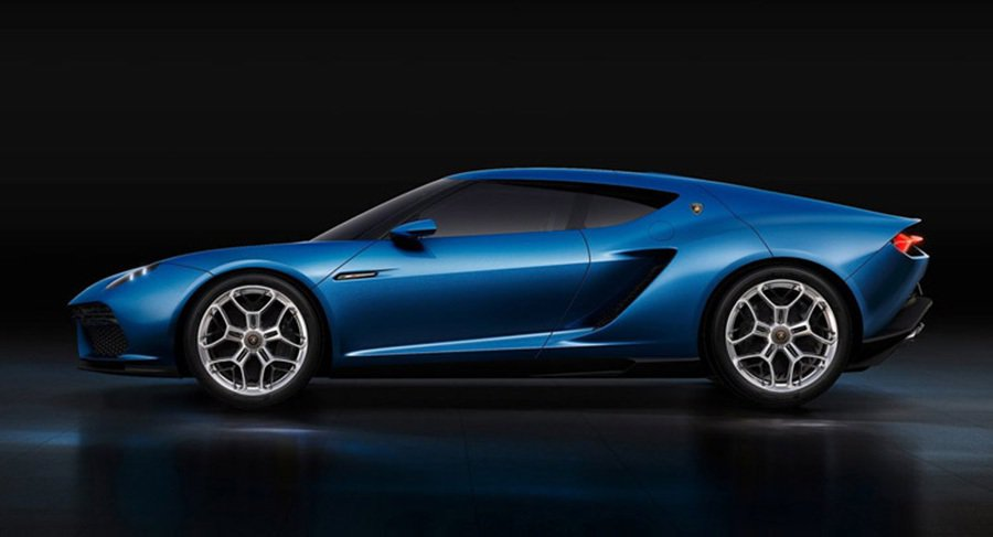 Lamborghini Asterion概念車 Lamborghini提供