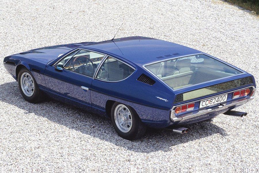 經典Lamborghini Jarama車款 Lamborghini提供