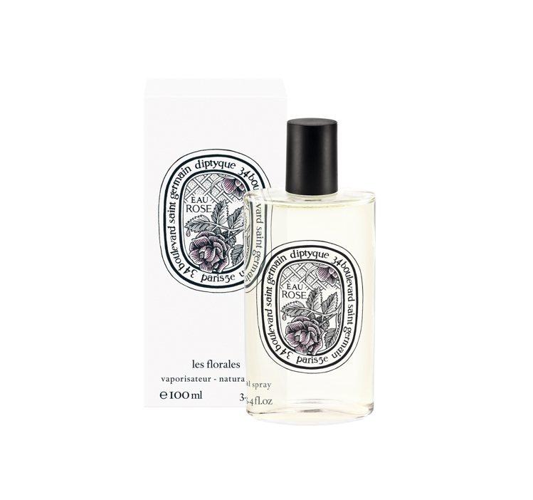 diptyque玫瑰之水淡香水,揉合摩洛哥玫瑰、大馬士革玫瑰,樸質中展現優雅及存...