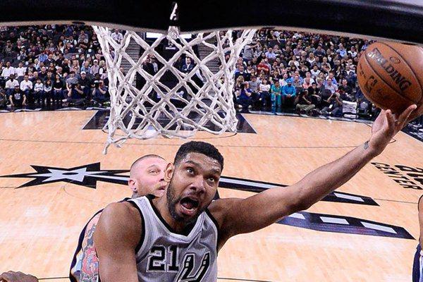 鄧肯告別NBA 稀有生物正式滅絕