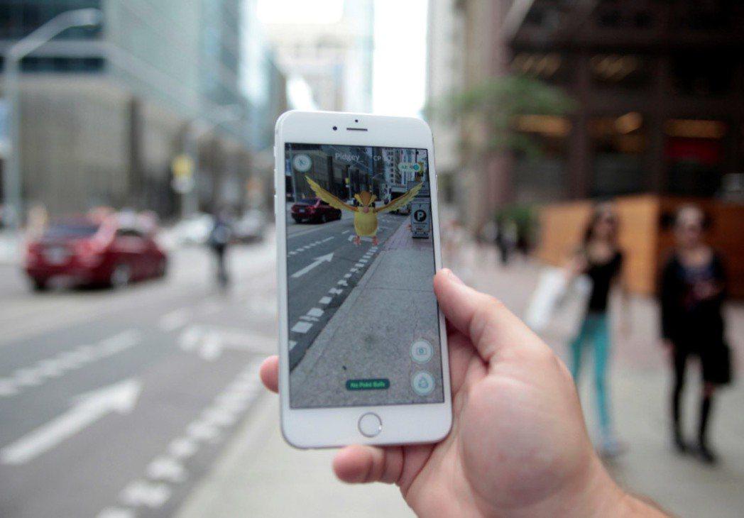 任天堂手機遊戲Pokemon Go的成功,讓擴增實境(AR)技術首次嘗到走紅滋味...