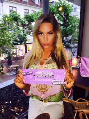 德國模特Gina-Lisa Lopfink被法院認定性侵控告敗訴,並被反控誣告。...