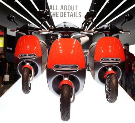 今夏「最紅」 Gogoro發表全新紅車色