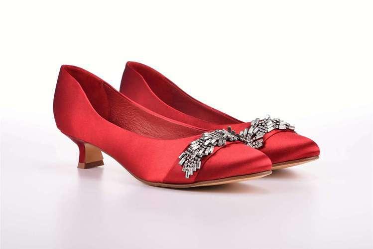 Min鞋履,售價7,200元。圖/MOMENTANEE提供