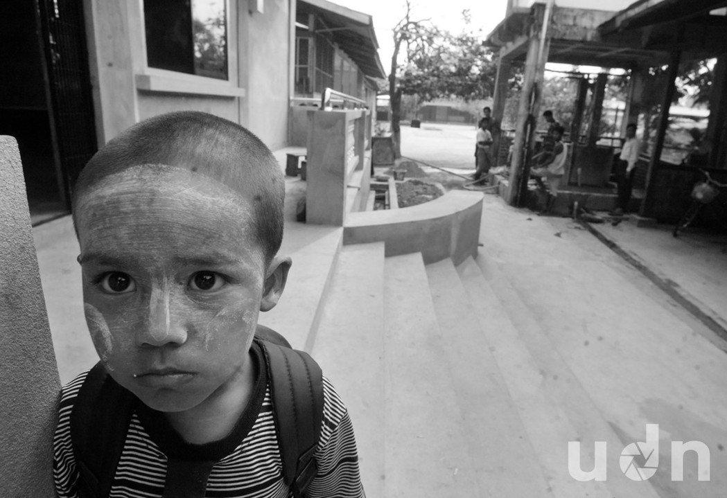 緬甸密支那。胡經周/攝影