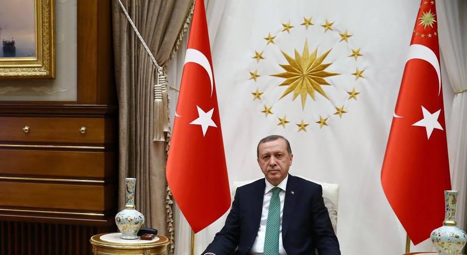 土耳其總統厄多安 圖/Recep Tayyip Erdoğan 臉書