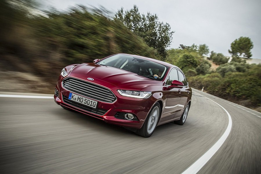 Ford Mondeo。 圖/Ford提供