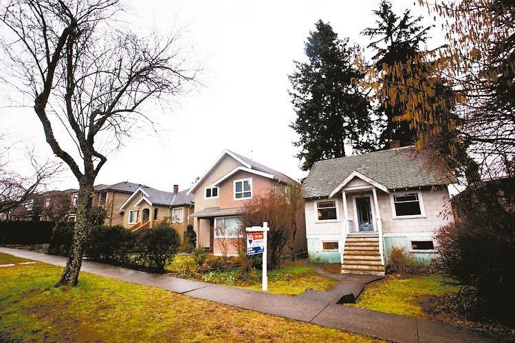 根據加拿大房地產協會指數,加國卑詩省溫哥華的房價在今年6月底之前的一年間,漲幅達...