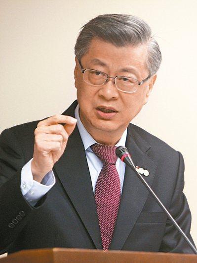 行政院前院長陳冲今天投書聯合報,指出房屋稅是違法違憲。 報系資料照