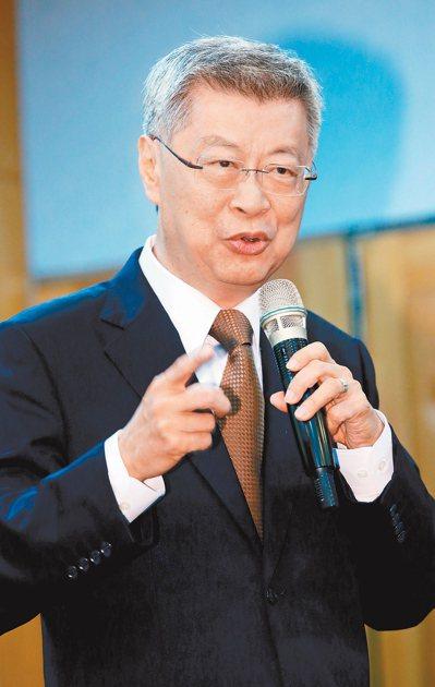 行政院前院長陳冲。 圖/報系資料照片