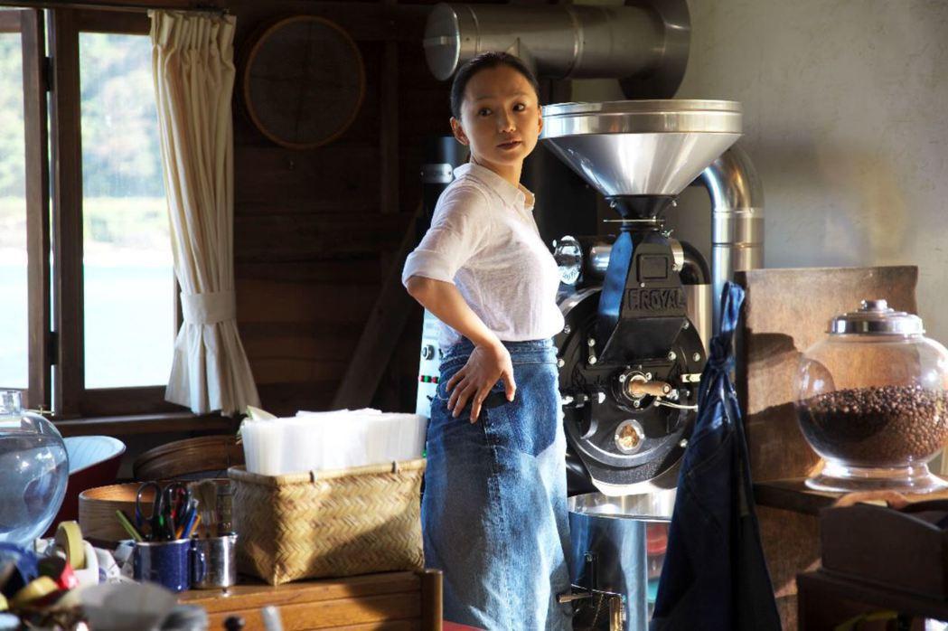 2015年台北電影獎最佳女主角獎頒給了日本女星永作博美。 圖/凱擘提供