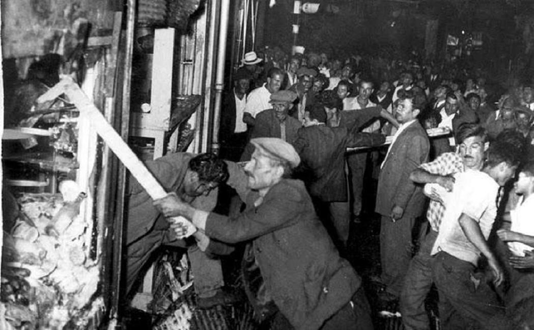 土耳其的經濟再度於二戰結束後陷入崩潰狀態。 圖/維基共享