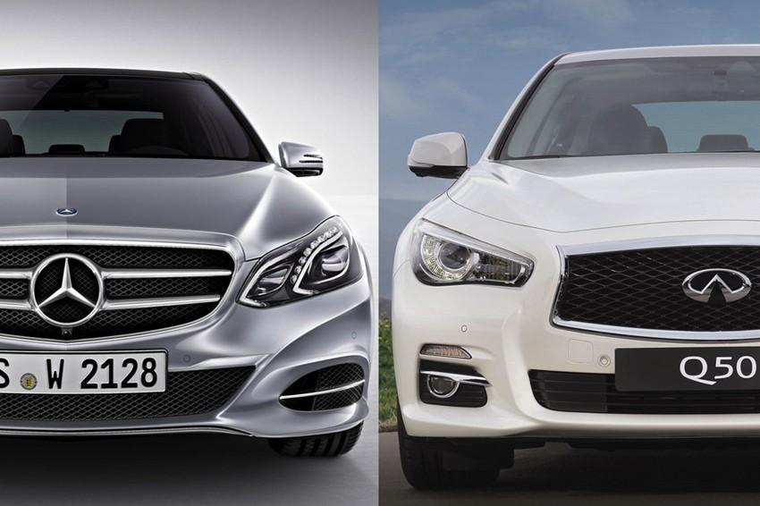 SUV熱潮效應!Infiniti與Mercedes-Benz終止共同開發豪華小型車