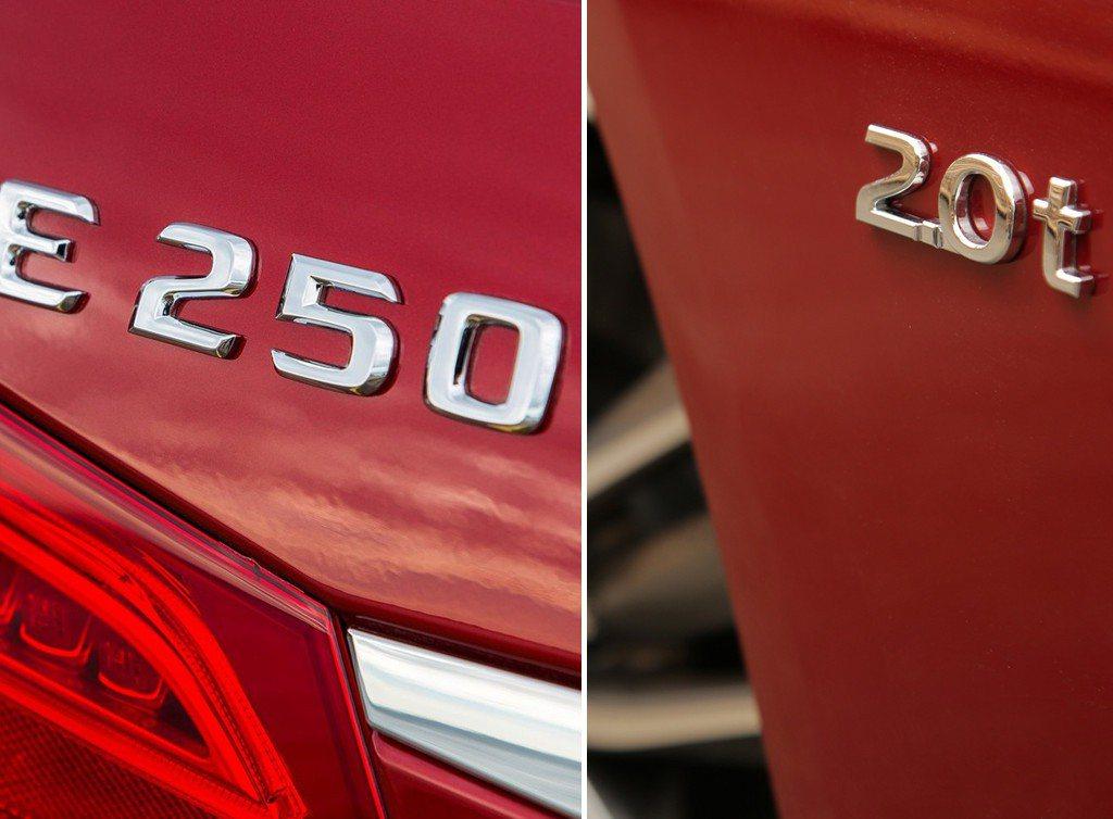 兩部車搭載同樣引擎,不過在各自的調校下,呈現截然不同的駕馭感受。 自製圖片