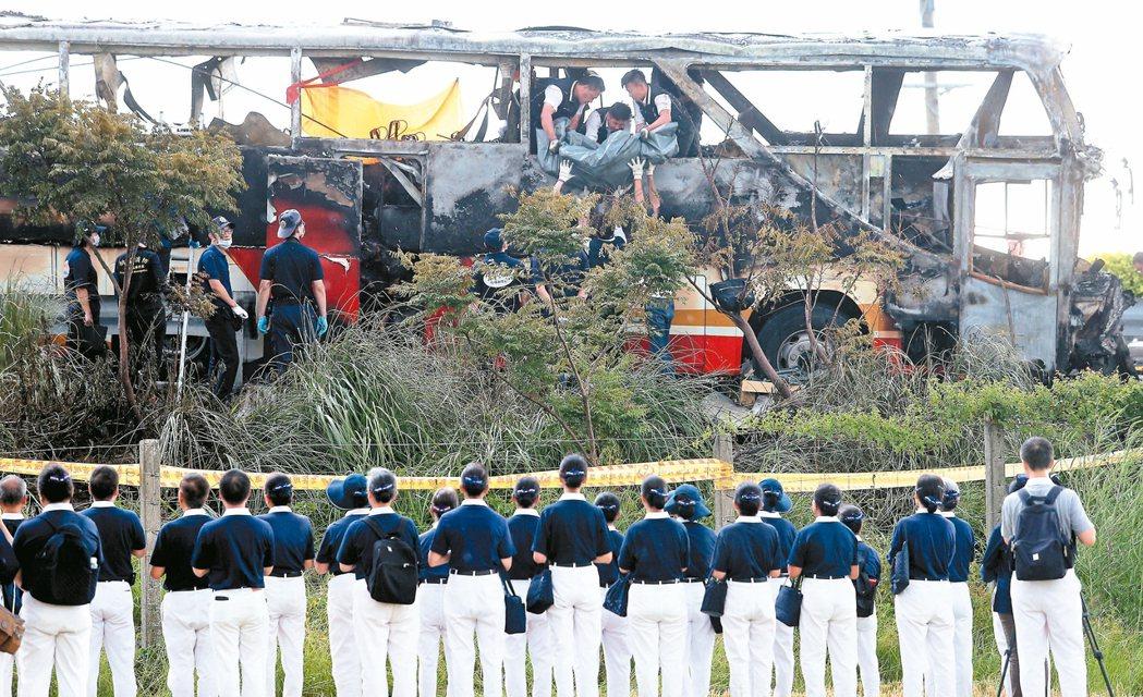 沒有終點的旅程:陸團火燒車 事故始末一次了解
