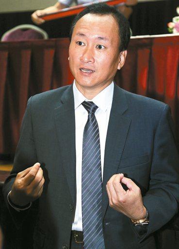 興富發董事長鄭志隆。 (本報系資料庫)