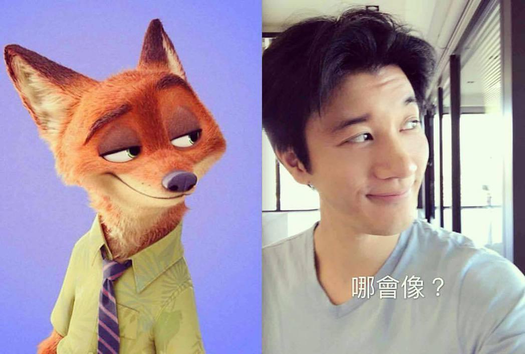 擷自王力宏臉書