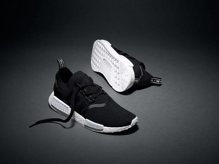 粉絲排隊苦等22小時,只為搶adidas潮鞋NMD。 圖/adidas Orig...