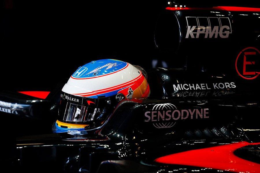 McLaren-Honda提供