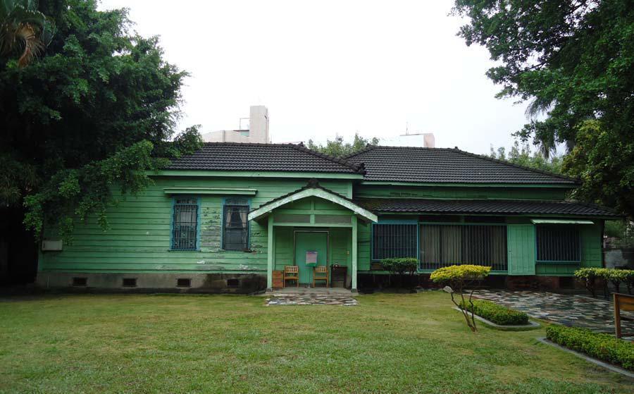 台中預計修復之刑務所宿舍群為日本時期留下的日式房舍群。 圖/文化部文化資產局