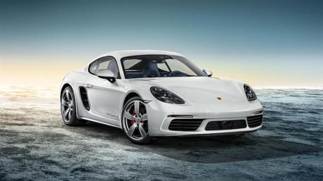Porsche Cayman與Boxster 將有更強GT4車型
