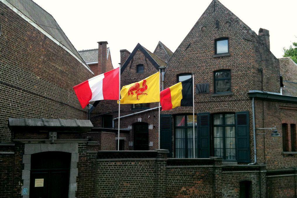 瓦隆位於比利時南部佔比利時全國三分之一人口,此區居民多以法語為母語,少數則使用德語,與比利時西部法蘭德斯荷語區相異而時有衝突。 圖/flickr