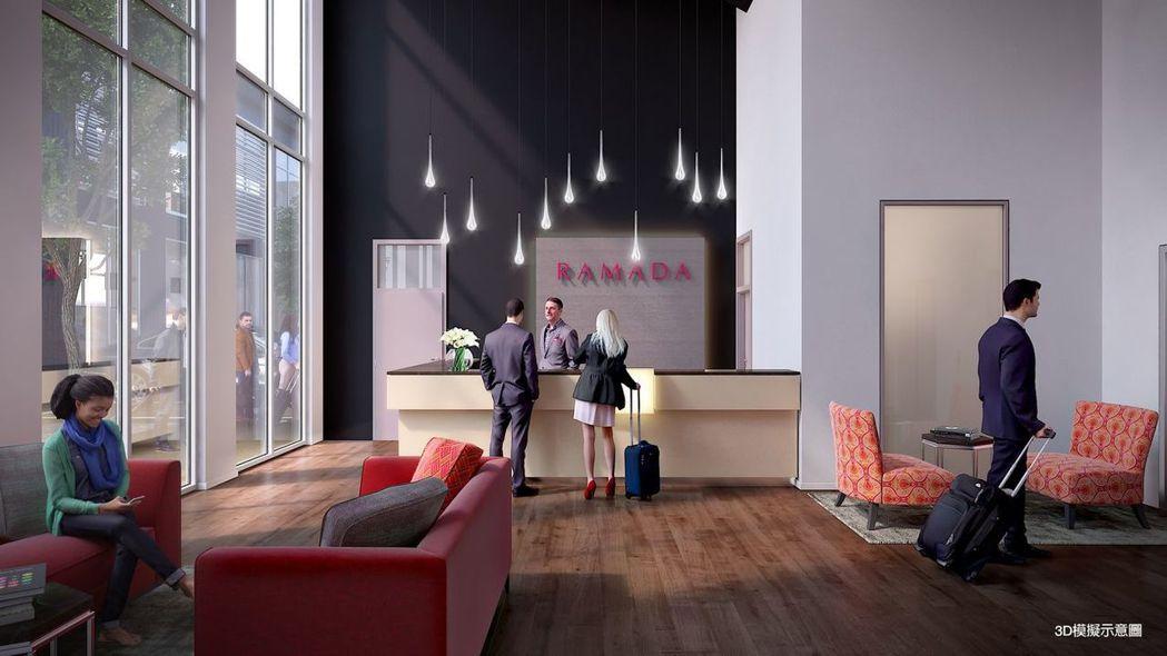 第一太平戴維斯獨家代理銷售紐西蘭第一大城奧克蘭市中心品牌飯店「RAMADA VI...