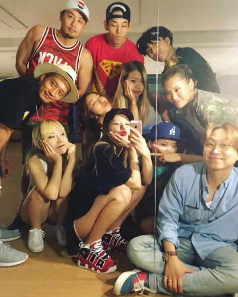 圖/擷自instagram_hyunah_aa