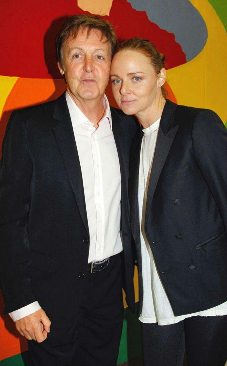 Stella McCartney 有個知名老爸,就是披頭四的成員 Paul Mc...