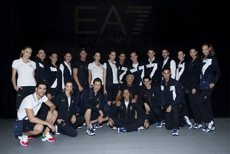 Italy意大利-Emporio Armani EA7  繼 2012...