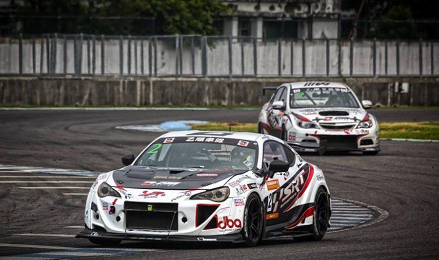 剛結束的TSF台灣大賽車第二站,參賽車數嚴重不足。 中華賽車會提供