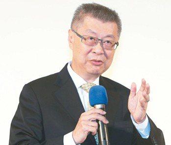 行政院前院長陳冲 記者程宜華攝影