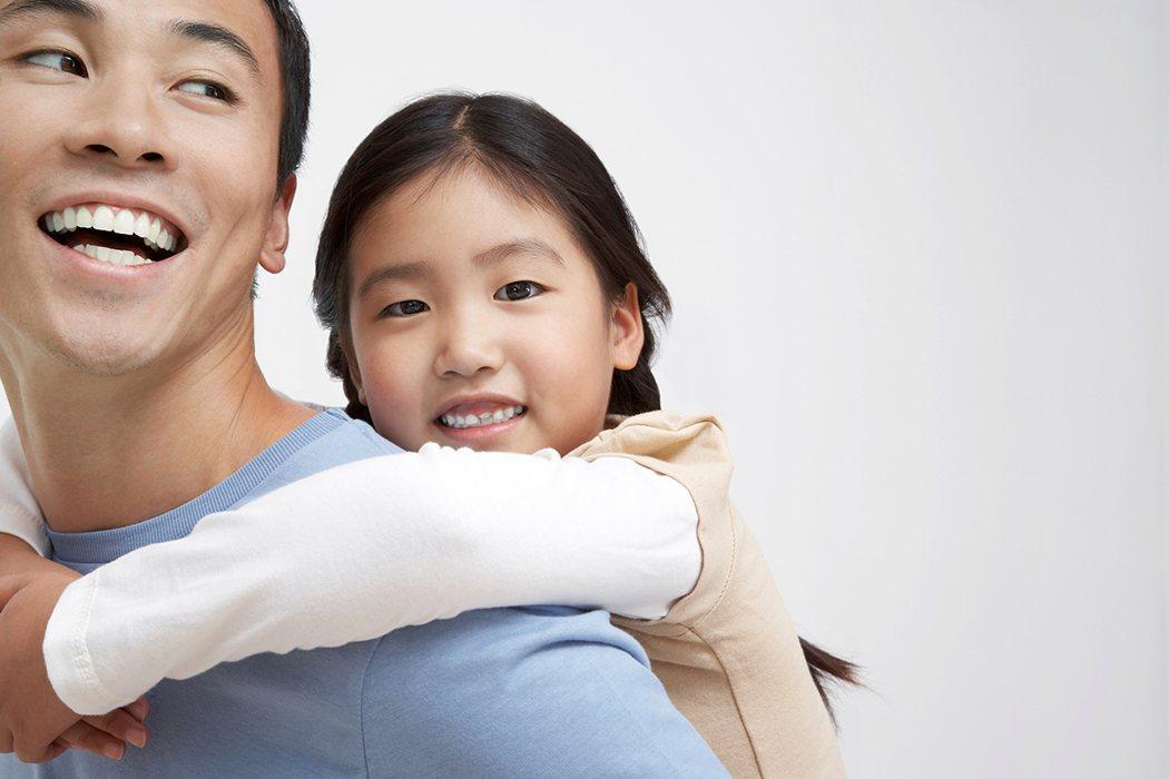 不管是什麼類型的孩子,在教養上要因「型」施教。 圖片/ingimage