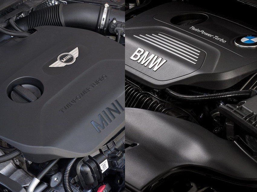 這具代號B38A15的引擎是218i Active Tourer與Mini Co...