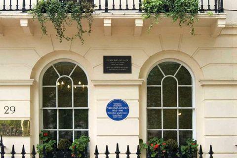 整個城市就是名人紀念館:倫敦的藍色牌匾