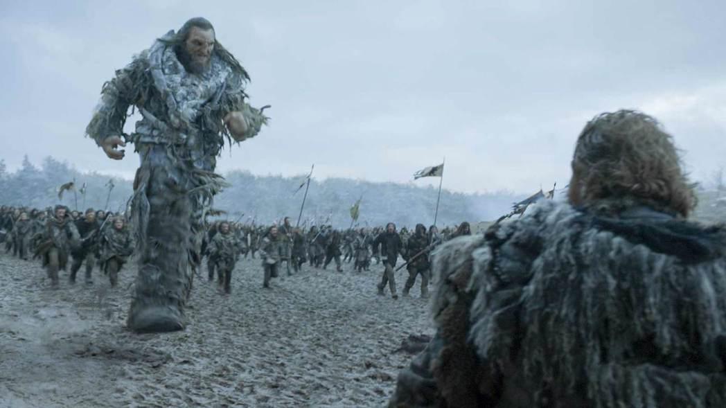 「冰與火之歌:權力遊戲」雖然紅遍全球,卻不會刻意延長。圖/HBO提供