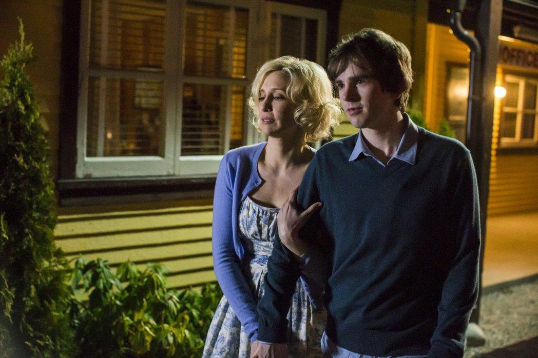 「貝茨旅館」即將進入最後一季,不拖戲。圖/摘自imdb