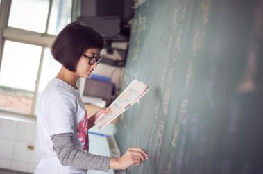 巫家蕙加入TFT的初衷,就是感到自己被需要,因此在課堂上,她希望建立學生的成就感...