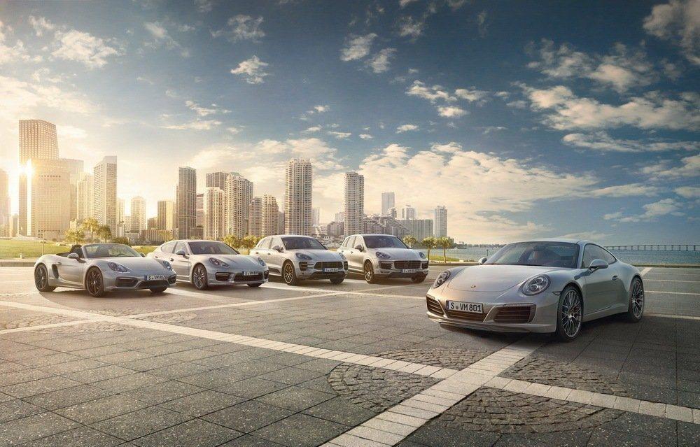 保時捷再度贏得美國著名市場調研機構 J.D Power「新車魅力調查」(APEA...