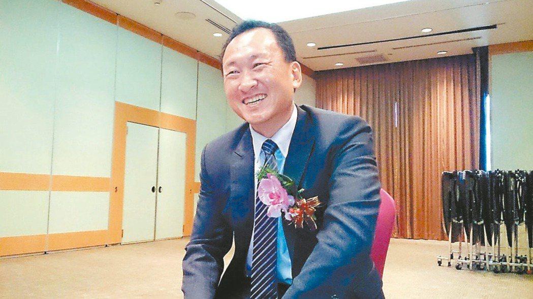 興富發董事長鄭志隆。 報系資料照