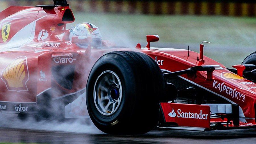 Scuderia Ferrari提供
