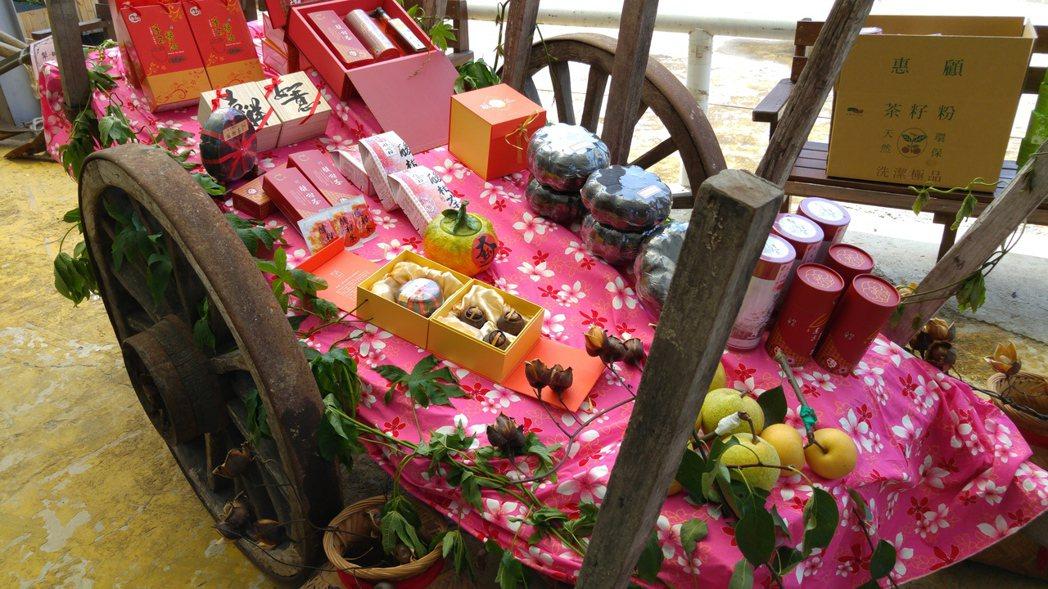 苗栗縣三灣鄉永和社區8月6日於永和山茶廠舉辦「三茶文化節」,將有豐富的農特產搭配...